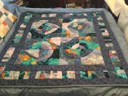 Commission Quilting