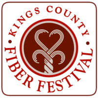 Kings County Fiber Festival Logo